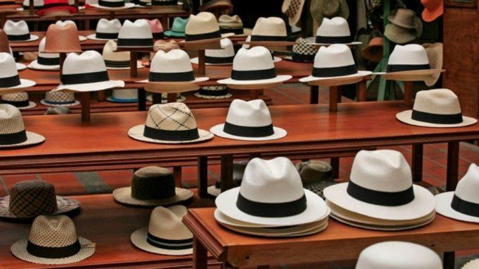 4ace1f83168b4 Sombreros de paja toquilla de Manabí son destacados por agencia ...
