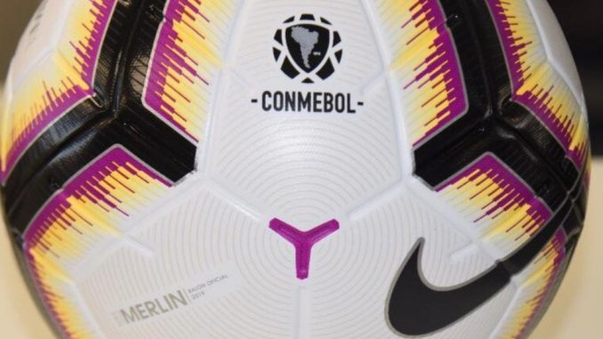 Nike Merlin será el balón oficial de la Copa Libertadores 2019. Así lo  confirmó la Conmebol c1bafcba43b29