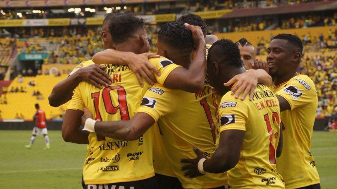 a5140364d9c Barcelona le gana al Cuenca 2-0 y mantiene su invicto y la punta en ...