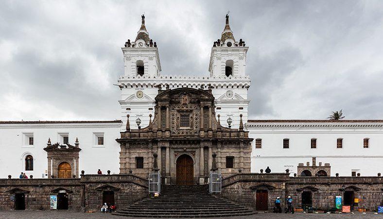 Iglesia católica de Ecuador se compromete a luchar contra